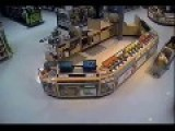 Sneaky Shoplifting Suspect