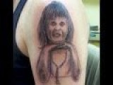 Stupid, Crazy And Ugly Tattoos #1