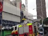 Sydney Crane Collapse Raw Video Footage