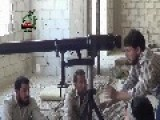 Syria - FSA Rebels B10 Attack Vs SAA Positions 29 04 -2 VIDEOS-