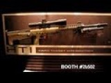 SHOT Show 2013 | Desert Tactical Arms Booth