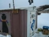 State-of-the-art - Ice Fishing Shack Canada