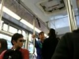 San Francisco Black Vs Asian Women Fight On Bus