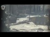 Syria - Heavy Fighting In Jobar, Damascus
