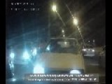 Seems About Right. Drunk Driver Films Himself Nearly Killing Someone, And Then Failing To Escape