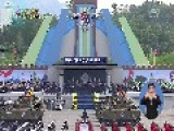 South Korea Military Parade 65th Anniversary