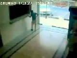 Saudi Arabian Citizen Attacks Indian Receptionist