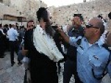 So What Is The Story With The Yesterday Riots At The Western Wall