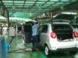 Skilled Korean Car Wash Guy