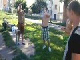 Sporting Russian Boys & And Beatbox