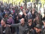 Syria - FSA Soldiers Near Lattakia Celebrating And Singing Revolutionairy Songs 17 11 12