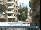 Syrian Army Mops Up Wadi Saleh Neighborhood In Homs