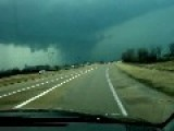 Storm Chasers Follow An F4 Tornado Evansville,Indiana Nice Quality