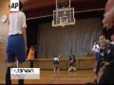 Tsunami Basketball Returned To Japan