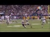 Tom Brady To Wes Welker Dropped Pass In Super Bowl XLVI 2012