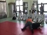 Turkish Wrestling Against Aikido