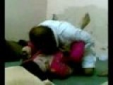 Taliban Wrestling Shemale In Swat - Pakistan