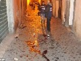 Tottenham Fans 'stabbed' In Rome Attack By Lazio Fans 22.11.2012