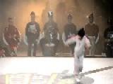 TERRA The Break Dancing Kid In Action