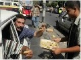 The Muslim World Celebrates And Distributed Sweets For The Murder Of Civilians In Boston