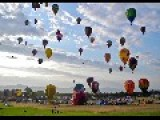 The Great Reno Balloon Race Reno Time Lapse - High Quality HD