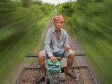The Cambodian Bamboo Railway