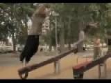 Tandem See Saw Jump Fail