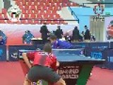Table Tennis Surprise