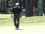 Texas Republican Takes A Swing At President Obama's Golf Game