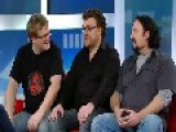 Trailer Park Boys On George Stroumboulopoulos Tonight: INTERVIEW