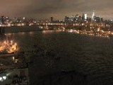 Time-lapse Of Hurricane Sandy's Arrival Into NYC