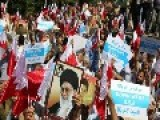 Tehran Rally: Bahrain-Saudi Union 'US-Zionist Plot'