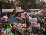 Tens Of Thousands Protest In Mexico Against New President VIDEO, PHOTOS