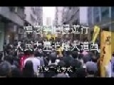 Thousands Of Hong Kong People Protest Vs Chinese Dissident Li Wangyang's Suspicious Suicide In Hunan, China