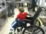 TSA Groping Little Kid