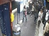 Unconscious Man Robbed On Subway Tracks Then Run Over By Train