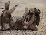U.S. Marines Carry Out Squad Assault Exercise In Qatar - Eagle Resolve 2013
