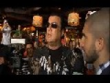UFC 148: Steven Seagal Taught Anderson Silva Special Moves That We Once Thought Were Illegal Lol