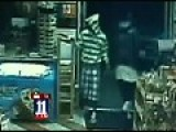Unarmed Store Clerk Barely Escapes With His Life