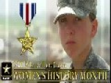 U.S. Army Sgt. Monica Lin Brown - Women's History Month