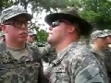 US Marine Corps Drill Instructor VS US Army Sargent