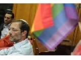 Unexpected Meeting Between Religious Ultra-rightist Politician And Gay Community Leaders In Tel Aviv