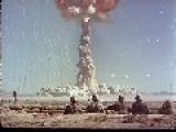 U.S. Government Uses Army Soldiers As Guinea Pigs In Nuclear Explosion