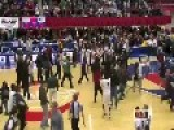 Victory Snatched At Last Second By Long 3-pointer