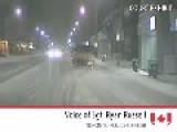 Video Released Of Snowplow Killing Toronto Cop