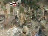 Video Of Aftermath Of NATO Strike On Pakistan Army