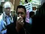 Video Of Alleged Woolwich Attacker At Protest In 2007