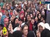 Video: Woman Beaten & Stripped During Cairo Rally