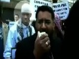 Video Of Michael Adebolajo Woolwich Attacker At Protest In 2007 With Anjem Choudary