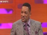 Will Smith And Gary Barlow Do 'The Fresh Prince Of Bel-Air' Rap
